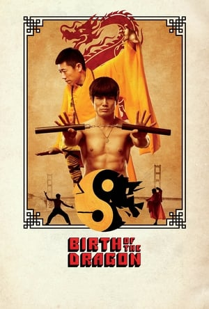 Poster Movie Birth of the Dragon 2017