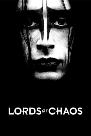 Poster Movie Lords of Chaos 2019