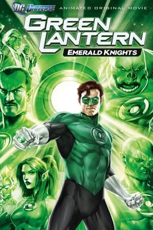poster Green Lantern: Emerald Knights