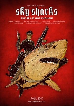 Poster Movie Sky Sharks 2018