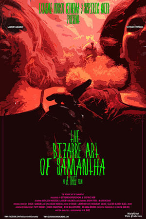 Poster Movie The Bizarre Art of Samantha 2018