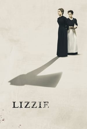 Poster Movie Lizzie 2018