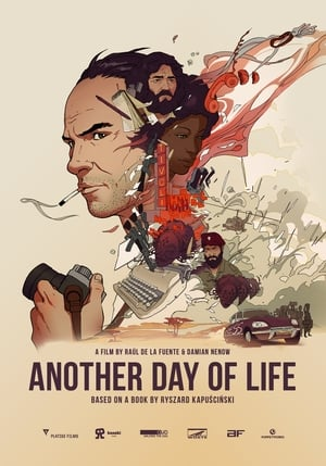 Poster Movie Another Day of Life 2019