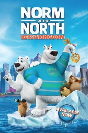 Poster Movie Norm of the North: Keys to the Kingdom 2018