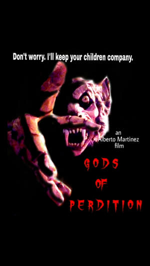 Poster Movie Gods of Perdition 2018
