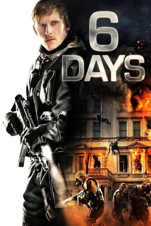Poster Movie 6 Days 2017