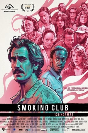 Poster Movie Smoking Club (129 normas) 2017