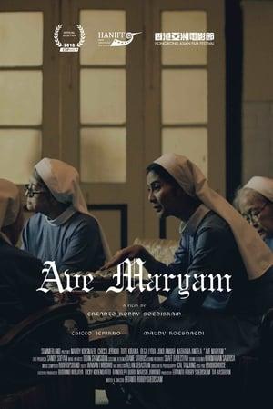 Poster Movie Ave Maryam 2019