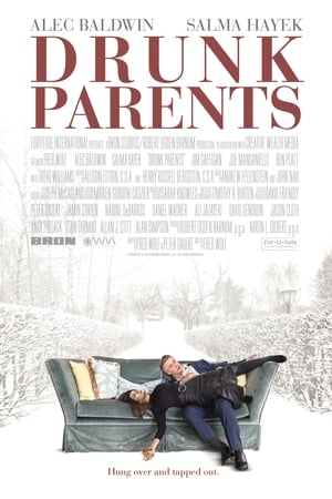 Poster Movie Drunk Parents 2019