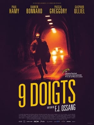 Poster Movie 9 Fingers 2018