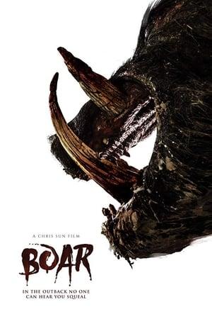 Poster Movie Boar 2018