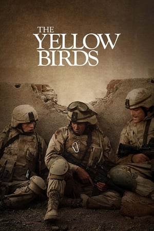 Poster Movie The Yellow Birds 2018
