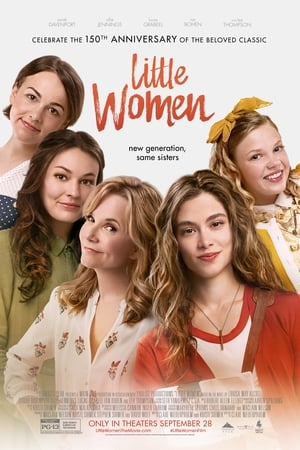 Poster Movie Little Women 2018