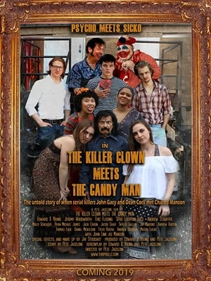 Poster Movie The Killer Clown Meets The Candy Man 2019