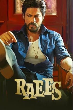 Poster Movie Raees 2017
