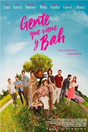 Poster Movie Gente que viene y bah 2019