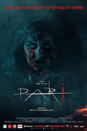 Poster Movie Pari 2018