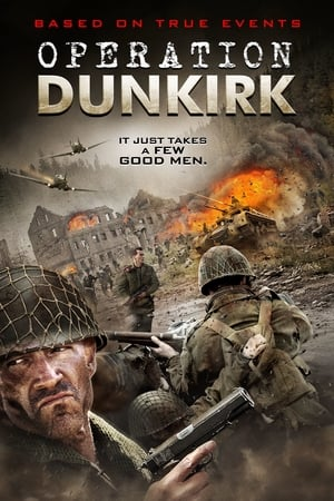 Poster Movie Operation Dunkirk 2017