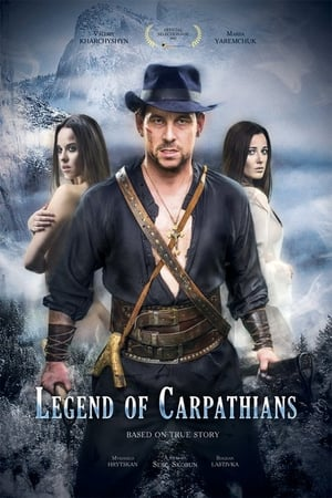 Poster Movie Legend of Carpatians 2018