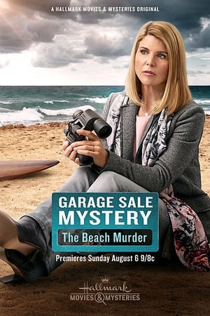 Poster Movie Garage Sale Mystery: The Beach Murder 2017