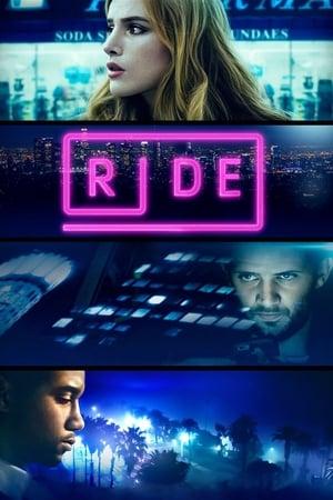 Poster Movie Ride 2018