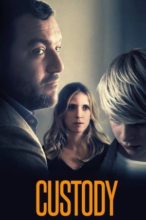 Poster Movie Custody 2018
