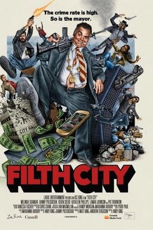Грязный город / Filth City (2017) HDRip | L