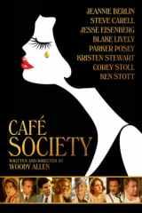 Plakat Café Society