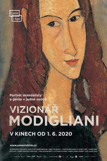 Vizionář Modigliani (2020)