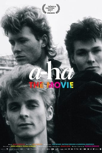 a-ha: The Movie Stream Norsk