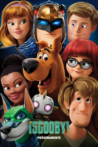 ¡Scooby! Poster