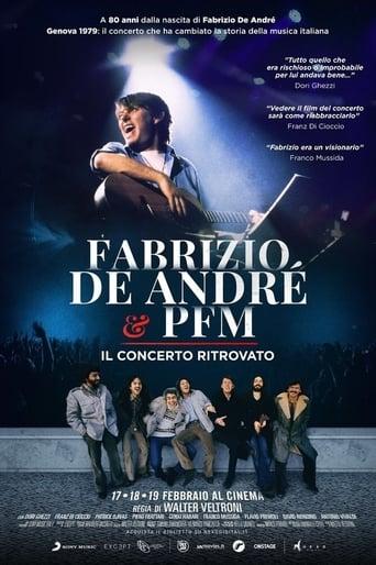 Fabrizio De André & PFM - Il concerto ritrovato Film Complet En Francais