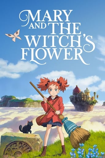 Mary And The Witch S Flower 2017 Se Full Film Pa Nettet Norsk Clack Movie Norsk Se Filmferie Over Blog Com