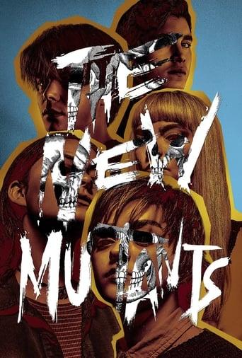 Resultado de imagem para new mutants poster