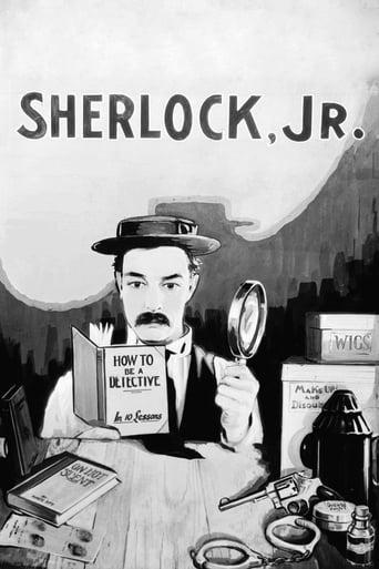 Watch Sherlock Jr. Online