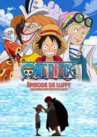 One Piece : pisode de Luffy : Aventure sur l'le de la main
