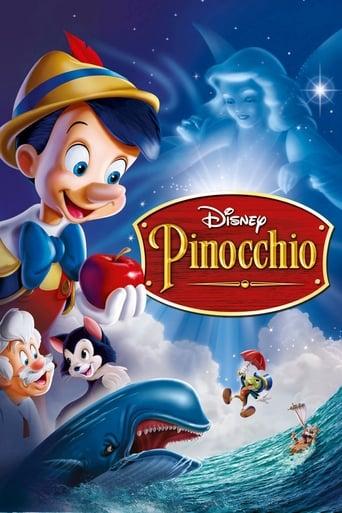 Watch Pinocchio Online