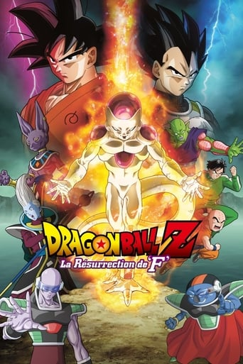 Dragon Ball Z - La Rsurrection de F