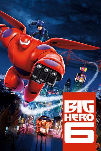 Watch Big Hero 6 Online
