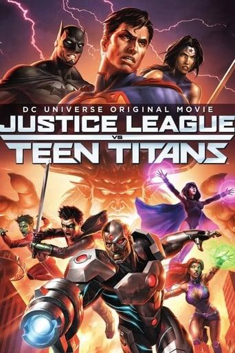Watch Justice League vs. Teen Titans Online