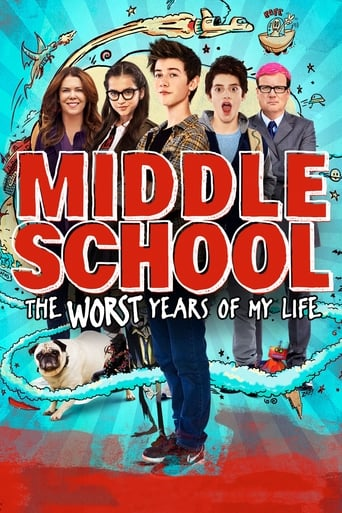 Watch Middle School: The Worst Years of My Life Online