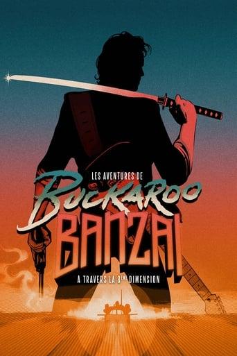 Les Aventures de Buckaroo Banza travers la 8me dimension