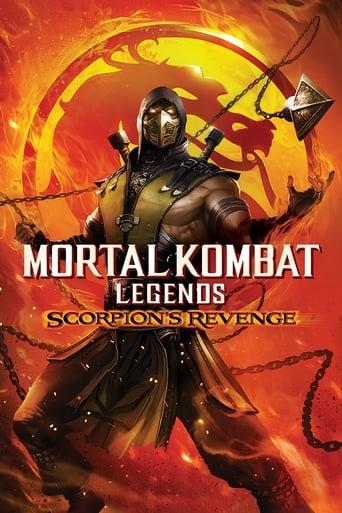 Watch Mortal Kombat Legends: Scorpion's Revenge Online
