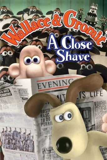 Watch A Close Shave Online