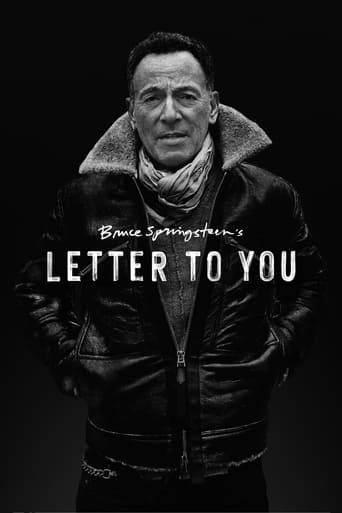 Watch Bruce Springsteen's Letter to You Online