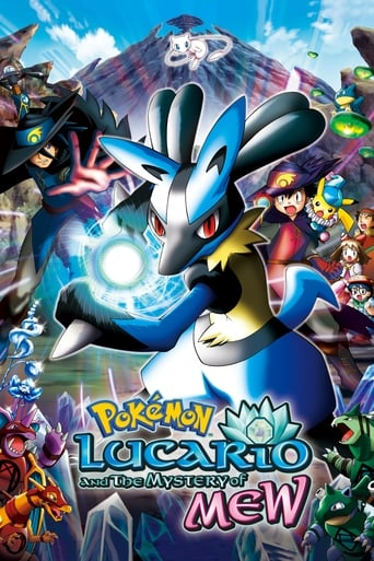 Watch Pokémon: Lucario and the Mystery of Mew Online
