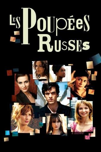 Les Poupes Russes