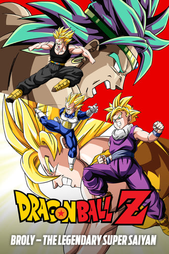 Dragon Ball Z: Broly The Legendary Super Saiyan