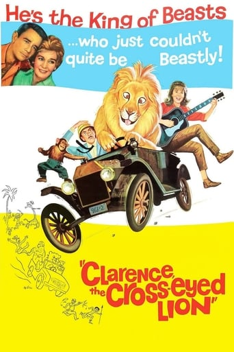 Watch Full Clarence, le lion qui louchait