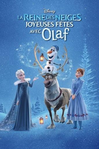 La Reine des Neiges : Joyeuses ftes avec Olaf